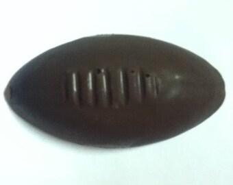 24 football Chocolate Lollipops, helment, NFL