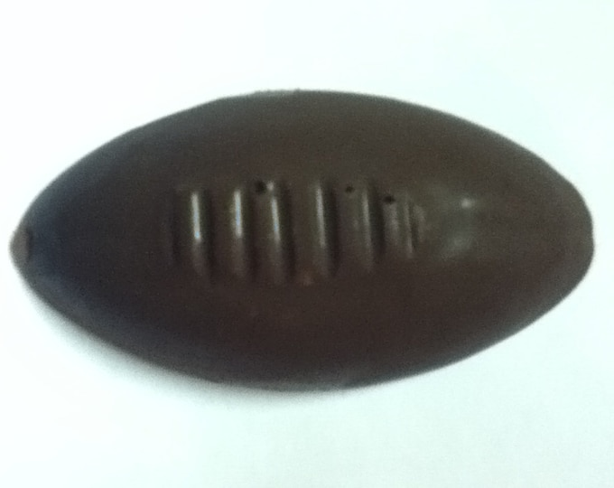 24 football Chocolate Lollipops, helment, NFL