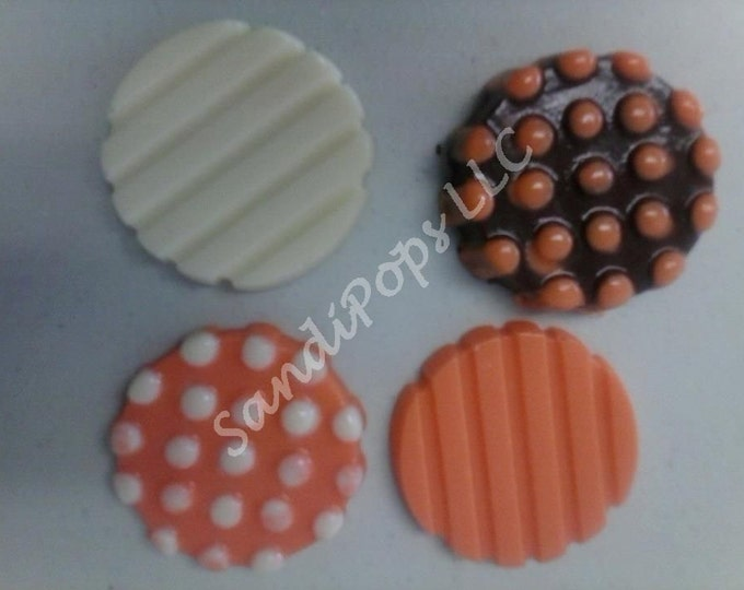 FREE SHIPPING 30 valentines, st pats, easter, 4th, fourth, halloween, fall, winter, holiday, new year inspired chocolate dipped oreo cookies