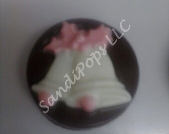 24 Chocolate covered Love Wedding Bells Anniversary Valentines Oreos