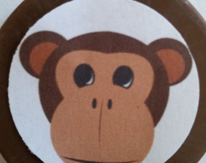 24 Chocolate Monkey Lollipops or Oreos