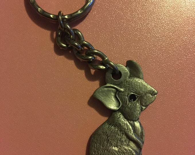 Made in the USA Pewter keychains- animals, sea creatures, fairies, castles, birds, etc.