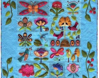 Solstice Dream pattern