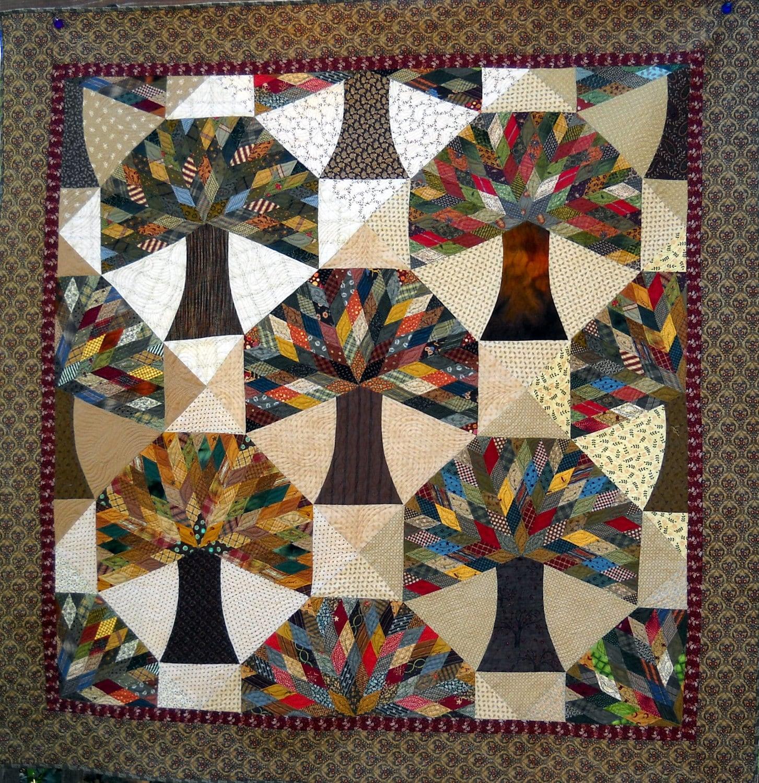 Acorn S Promise Quilt Pattern Etsy