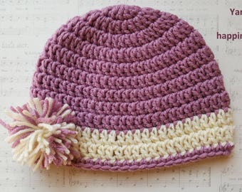 Easy crochet hat pattern Perfect single crochet beanie for all  70daba8188a