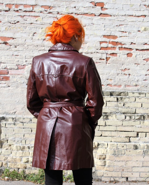 Trench Coat | Vintage 1970s Etienne Aigner Trench… - image 6