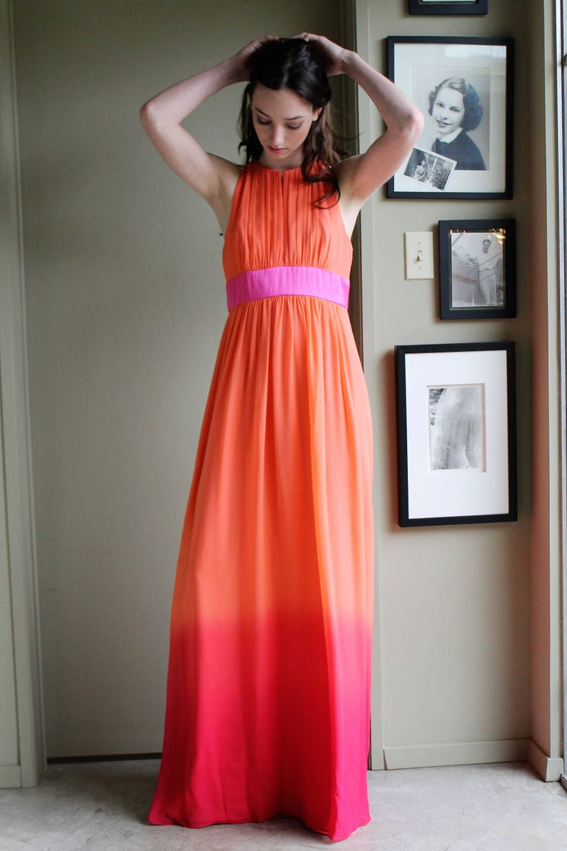 e7b76b4844d Prom Gown Women Kay Unger size 4 Evening Gown Prom Dress