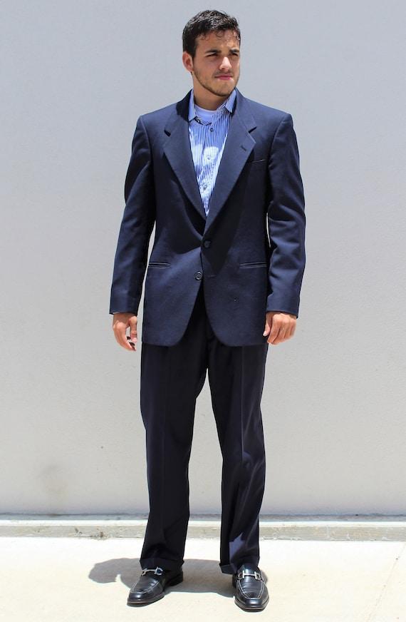 Designer Suit | Pierre Cardin, Size 42, Mens Wool