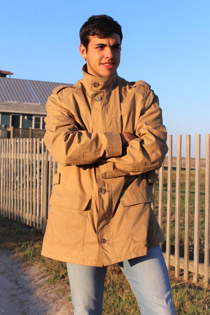 1b71c9904961 Spring Jacket Men Roman Rothschild of Switzerland 44 US   Etsy