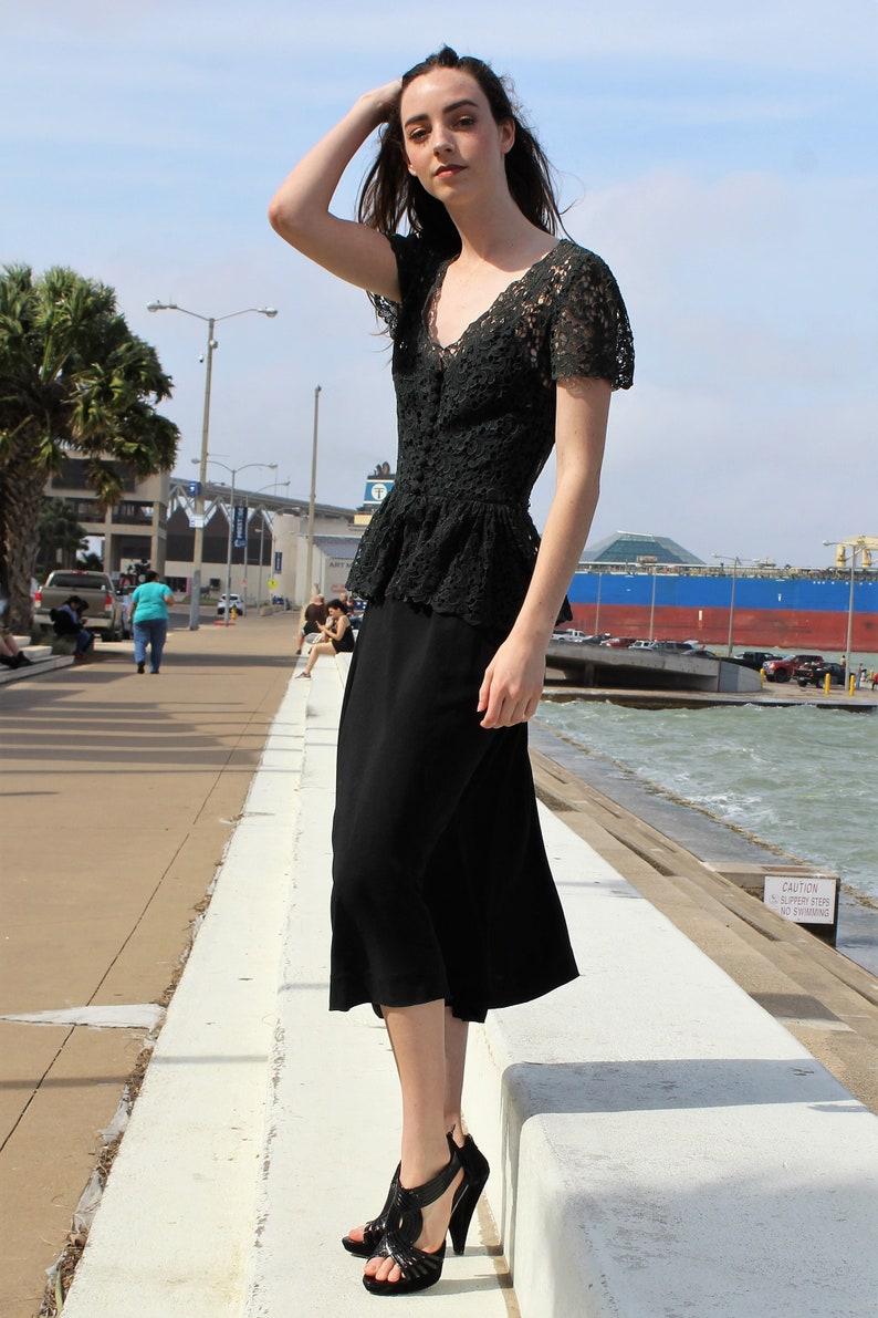 ce1d107b9a2 Courtes manches mi-longue robe femmes XS robe mi-longue à