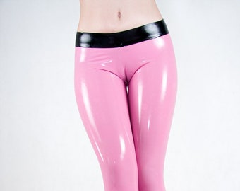 540afdf31a9 Latex leggings cameltoe