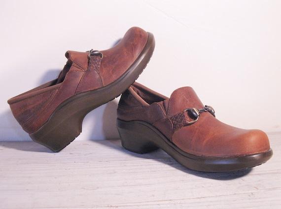 Ariat Cowboy Boots, Mules, Clogs, Shoes, Brown Lea