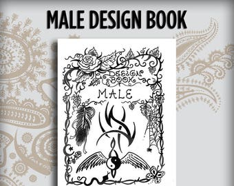 Male Design Book