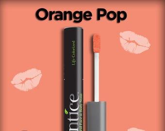Entice Orange Pop Lip Stain
