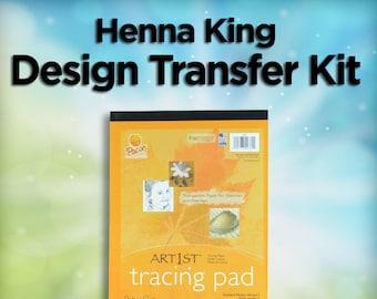 Design Book Transfer Kit