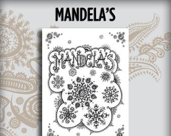Mandela's Design Book