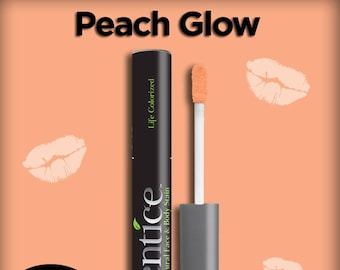 Entice Peach Glow Lip Stain