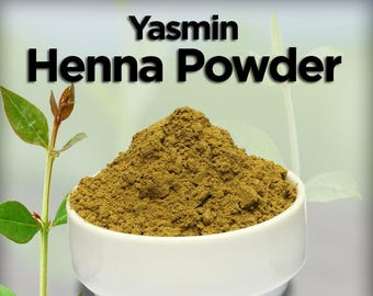 Yasmin Henna Powder 100g