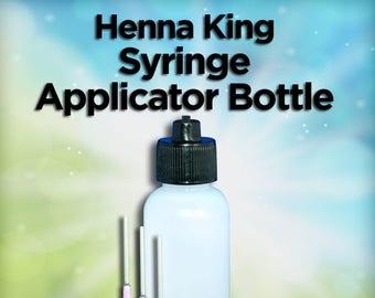 Syringe Applicator Bottle