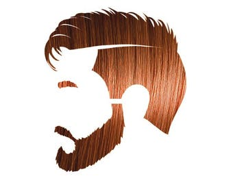 Manly Guy Copper 100% Natural & Chemical Free Beard and Hair Coloring