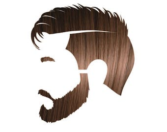 Manly Guy Medium Brown 100% Natural & Chemical Free Beard and Hair Coloring