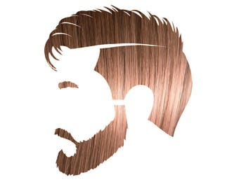 Manly Guy Light Brown 100% Natural & Chemical Free Beard and Hair Coloring