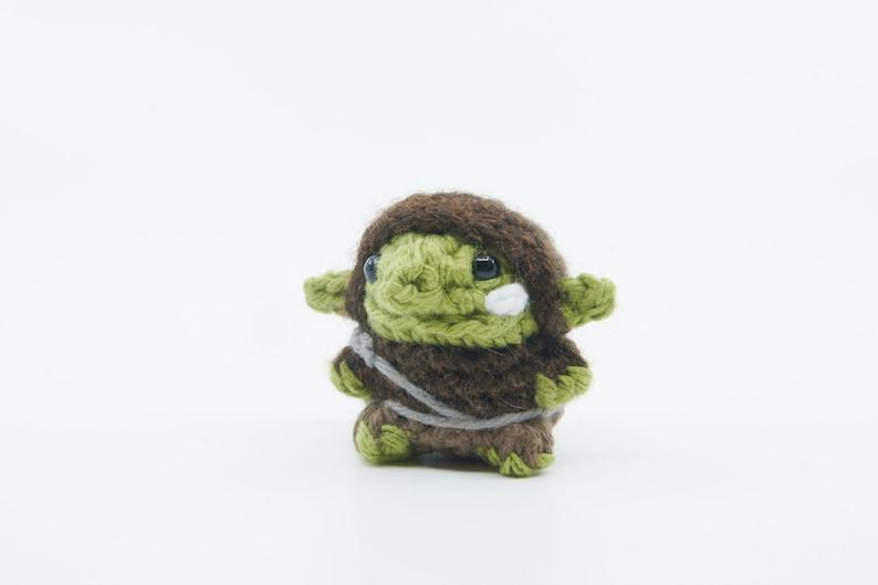 Shank  Crocheted Goblin image 0