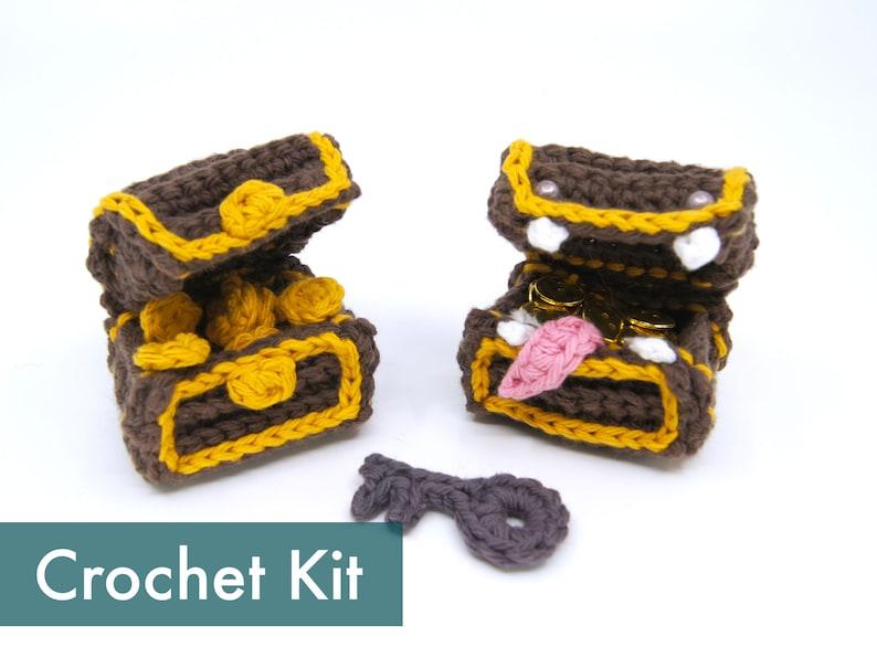 Treasure / Mimic Crochet Kit image 0