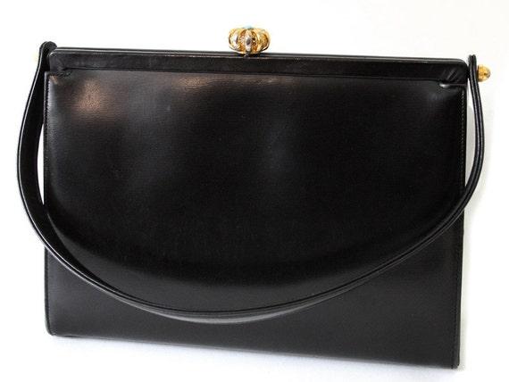 Coblentz Original Black Vintage Purse
