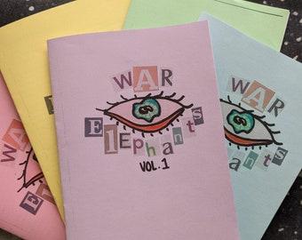 War Elephants Zine | Issue #1