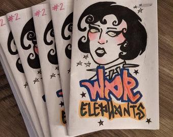 War Elephants Zine | Issue #2