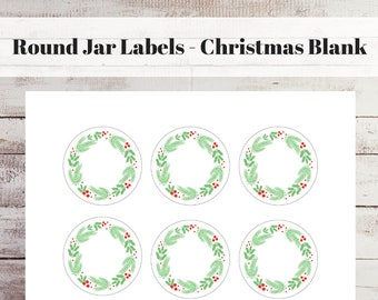 blank label stickers etsy