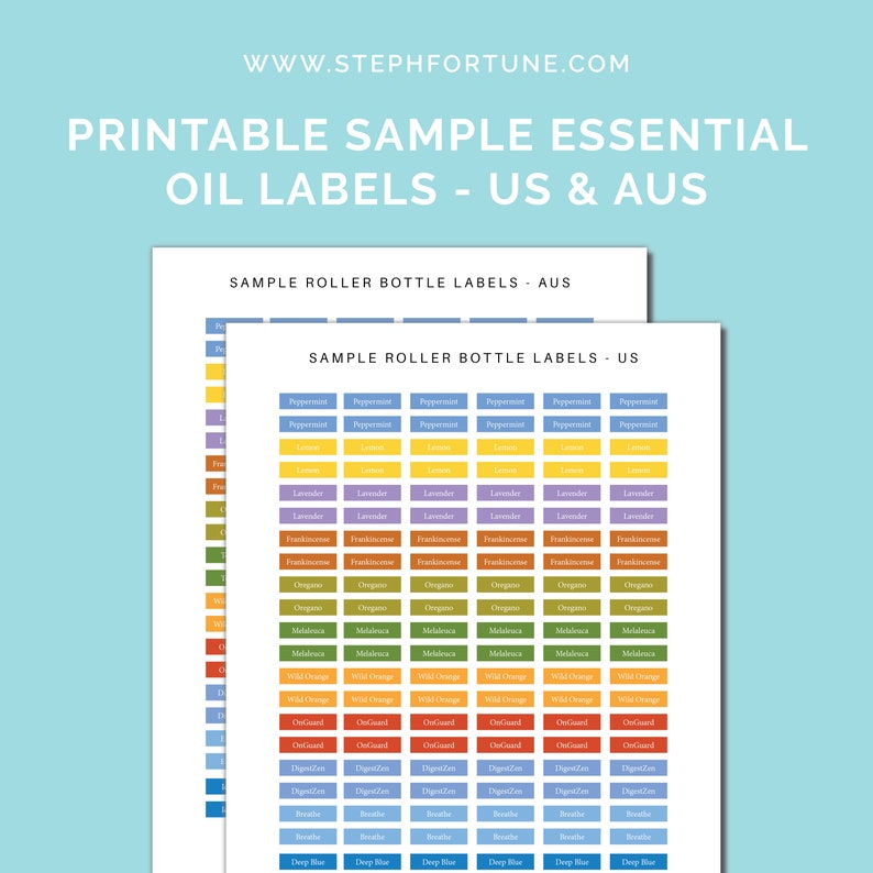 image about Printable Essential Oil Labels identify Printable 1ml Pattern Bottle Labels Imperative Oil Labels doTERRA Stickers Printable Labels Electronic Obtain