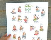 EN/FR - Baby sign languag...