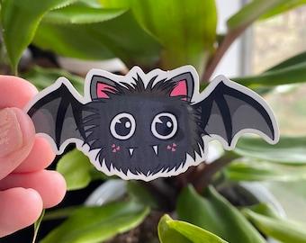 Batty bat sticker (2018)