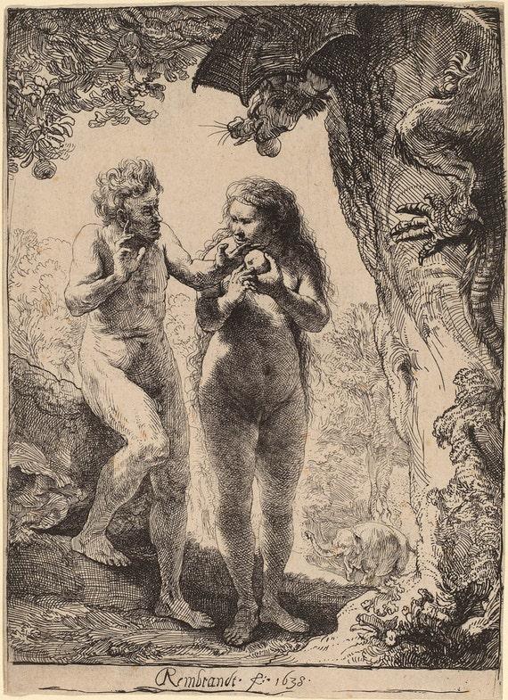 Resultado de imagen de grabados de rembrandt