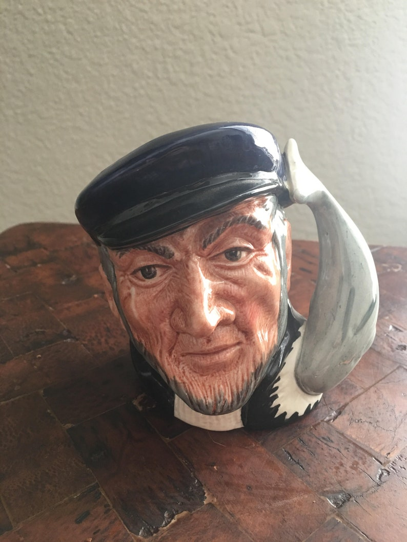 Captain Ahab collector/'s mug Doulton /& Co.