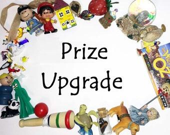 Prize UPGRADE for standard Surprise Balls