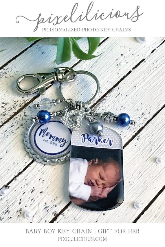 Geschenk für Mama Schlüsselanhänger für Frauen persönliches | Etsy
