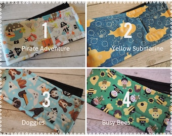 3 Pack Sale, Save 15%, Dog Diaper Belly Bands, Zorb with Waterproof PUL, Male Dog, Personalized, Fast Shipping