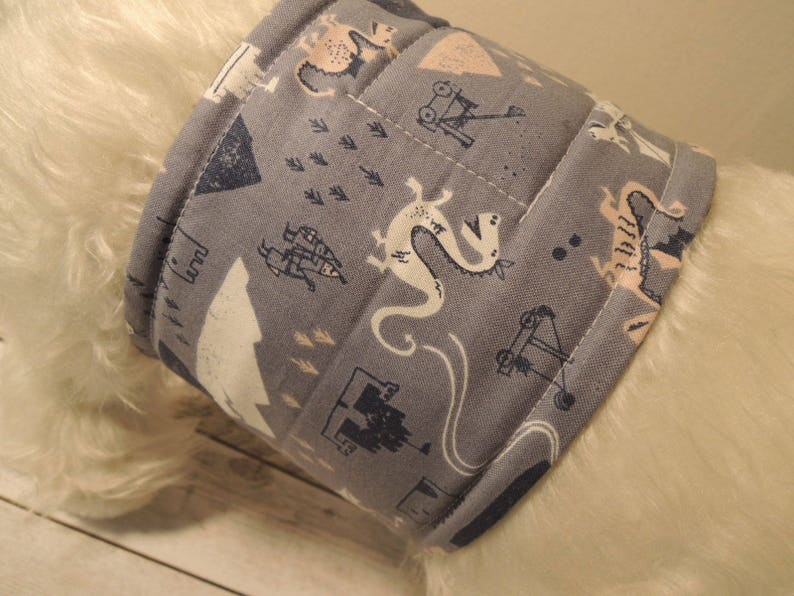 Stops Marking Male Dog Personalized Dragons Dog Diaper Belly Band