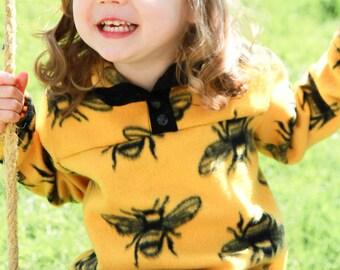 Fleece Pullover, Kids Fleece Pullover, Boys Sweatshirt, Girls Sweatshirt, Girls Fleece Pullover, Kids Sweater, Kids Pullover, Kids Fleece