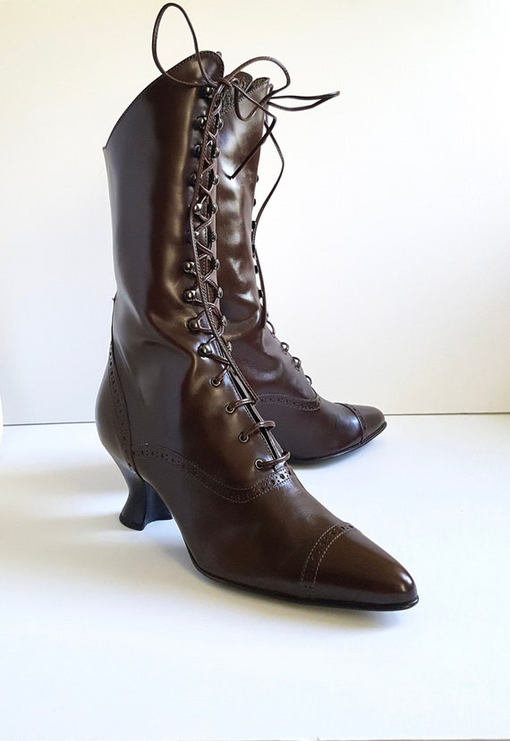 Vintage Peter Fox Boots Sizes 7 1/2 and