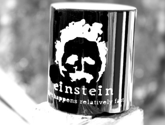 philosophy mug quote mug einstein geekery science physics gift