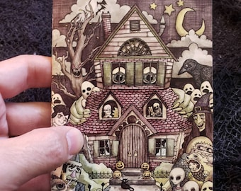 Halloween Zine (Starlight Motel #3)