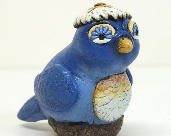 Itty Bitty Blue Bird