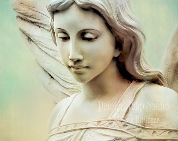 Angel at Dawn