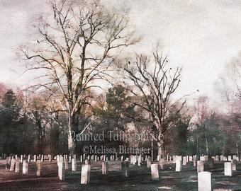 Cemetery Rest