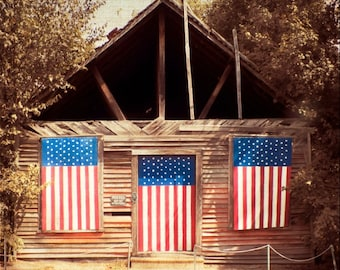 Summerfield Flag Barn