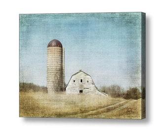 Rustic Dairy Barn